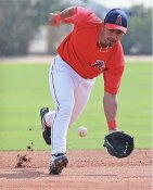 Maicer Izturis Anaheim Angels 8X10 Photo