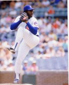 Lee Smith Chicago Cubs 8X10 Photo