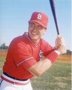 Clint Hurdle St. Louis Cardinals 8X10 Photo