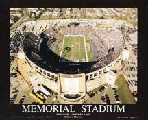 A1 Memorial Stadium Aerial Final Ravens Game 8x10 Photo