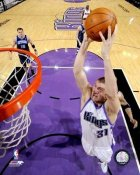 Spencer Hawes Sacramento Kings 8X10 Photo