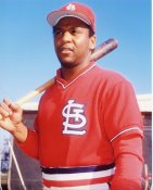 Terry Pendleton St. Louis Cardinals 8X10 Photo