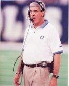 Jim Mora Indianapolis Colts 8X10 Photo