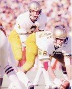 Joe Montana Notre Dame 49ers 8X10 Photo