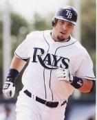Eric Hinske Tampa Bay Devil Rays 8X10 Photo
