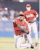 Orlando Hudson Diamondbacks 8X10 Photo