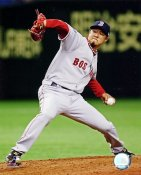 Hideki Okajima Boston Red Sox 8x10 Photo