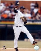 Edgar Renteria LIMITED STOCK Detroit Tigers 8X10 Photo