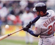 David Dellucci Cleveland Indians 8X10 Photo