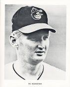 Vic Roznovsky LIMITED STOCK Orioles Original Team Issue 8X10 Photo