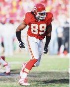 Jason Dunn Kansas City Chiefs 8x10 Photo