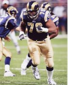Orlando Pace St. Louis Rams 8X10 Photo