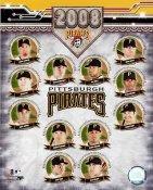 Pirates 2008 Team Composite 8x10 Photo