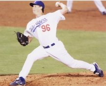 Clayton Kershaw Los Angeles Dodgers 8X10 Photo