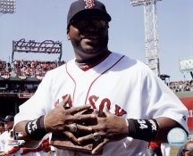 David Ortiz 2 World Series Rings LIMITED STOCK Red Sox 8x10 Photo