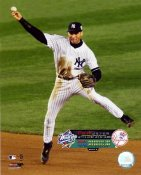 Derek Jeter LIMITED STOCK 1999 World Series Yankees 8X10 Photo