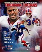 Thurman Thomas Legends  Bills 8X10 Photo