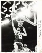 Vlade Divac Lakers Team Issue Photo 8x10