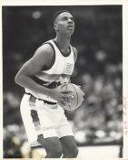 LaPhonso Ellis Nuggets Team Issue Photo 8x10