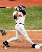 Travis Hafner LIMITED STOCK Cleveland Indians 8X10 Photo