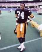 Walter Abercrombie Pittsburgh Steelers 8x10 Photo