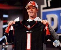 Matt Ryan Draft LIMITED STOCK Atlanta Falcons 8X10 Photo