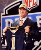Chris Long LIMITED STOCK Draft Day Rams 8X10 Photo