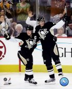 Evgeni Malkin & Sidney Crosby Pittsburgh Penguins 8x10 Photo