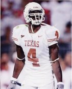 Limus Sweed (Steelers Draft Pick) Texas Longhorns 8X10 Photo