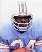 Earl Campbell Houston Oilers 8X10 Photo