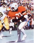 Earl Campbell Texas Longhorns 8X10 Photo