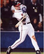Matt Diaz Atlanta Braves 8X10 Photo