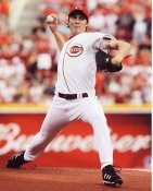 Homer Bailey Cincinnati Reds 8x10 Photo