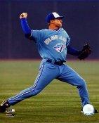 David Eckstein LIMITED STOCK Toronto Blue Jays 8X10 Photo