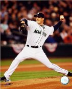 Erik Bedard Seattle Mariners 8X10 Photo