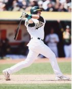 Rob Bowen Oakland A's 8X10 Photo