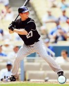 Garrett Atkins LIMITED STOCK Colorado Rockies 8X10 Photo