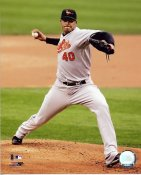 Daniel Cabrera LIMITED STOCK Baltimore Orioles 8X10 Photo