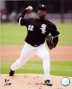 Jose Contreras LIMITED STOCK Chicago White Sox 8x10 Photo