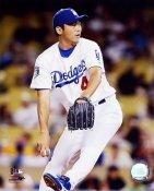 Takashi Saito LA Dodgers 8x10 Photo