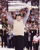 Scotty Bowman 2002 Cup Coach 8x10 Photo