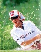 Jill McGill 8X10 Golf Photo