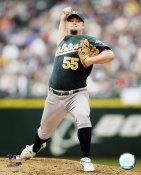 Joe Blanton LIMITED STOCK Oakland Athletics 8X10 Photo