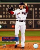 Jon Lester No Hitter LIMITED STOCK Red Sox 8x10 Photo