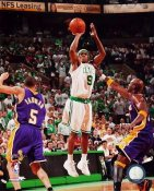 Rajon Rondo Game 1 Finals 2008 LIMITED STOCK Celtics 8X10 Photo