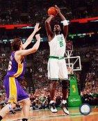 Kevin Garnett Game 2 Finals 2008 Celtics LIMITED STOCK 8X10 Photo