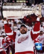 Kris Draper 2008 Stanley Cup Red Wings LIMITED STOCK 8x10 Photo