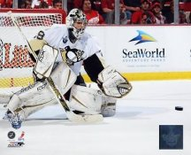 MArc-Andre Fleury Game 5 2008 Stanley Cup LIMITED STOCK Pittsburgh Penguins 8x10 Photo