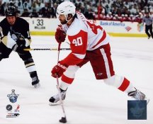 Henrik Zetterberg Game 4 2008 Stanley Cup LIMITED STOCK Red Wings 8x10 Photo