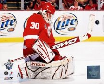 Chris Osgood Game 2 2008 Stanley Cup LIMITED STOCK Red Wings 8x10 Photo